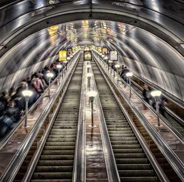 Metro & Mono Rail Terminals
