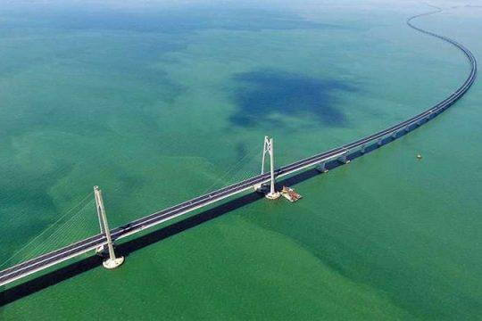 China-Macau bridge