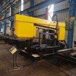 CNC-Band-Sawing-Machine