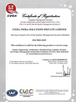 ISO 9001-2015 (QMS)