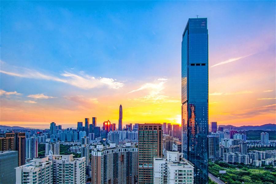 Shun Hing Square Tower, Shenzen